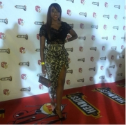 Fade Ogunro Just Wore The Most Flattering Red Carpet Outfit