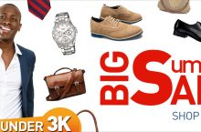 Fashion Lovers, Shop Till Your Fashion Cravings Are Satisfied in Konga Fashion Sales.
