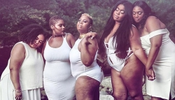 These 5 'Fat' Black Women Has The Best Way To Embrace Their Beauty