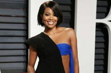 The Moment You See Gabrielle Union's Dress, You'll Think Is Not A Dress