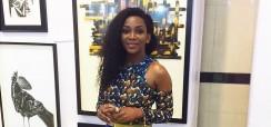 Genevieve Nnaji Is Already Wearing Lisa Folawiyo's SS '17 Coveted Dress
