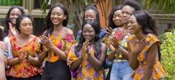 Ghana's Miss Malaika 2017 Contestants Are Looking Pretty In Ankara Fashion