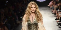 Gigi Hadid Suffers An Embarrassing Wardrobe Malfunction On The Runway But You Won't Even Notice