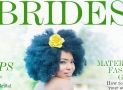 Halima Abubakar Oozes Natural Beauty on the Cover of KOKO Brides' Magazine Latest Issue