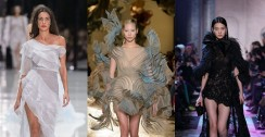 The Swoon-Worthy Dresses From Spring 2018 Couture Fashion Week
