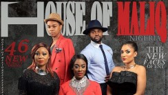 BBNaija Housemates Covers The House of Maliq April Edition And Is So Chic