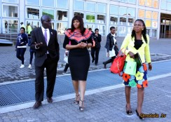 This is What Omotola Jalade-Ekeinde Wears Off The Red Carpet