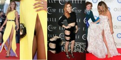 Celebrities Worst Red Carpet Fashion Crimes in October