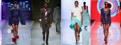 Recap: Designers Take Bright Colours To New Heights in Mercedes Benz Fashion Week Africa 2014