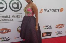 All The Best Red Carpet Looks From Africa Magic Viewers Choice Awards (AMVCA)