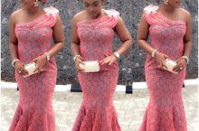 Mercy Aigbe-Gentry Guest Wedding Style is Chic and Fabulous