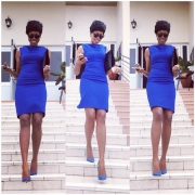 Yvonne Nelson-Approved Ways To Make Everyone Stare At Your Legs