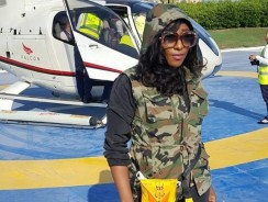 Only Ini Edo Can Wear Army Uniform Like A True Combatant
