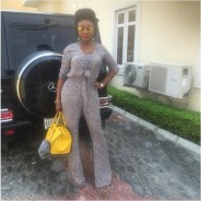 Actress Ini Edo Just Debut A Gorgeous New Hairstyle