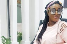 Ini Edo Just Covered Herself Head-to-Toe In A Pink Outfit