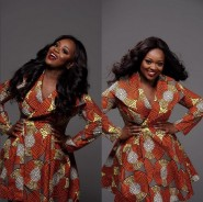 Jackie Appiah's Ankara Style Is Exactly What You Want To Wear