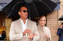 Jennifer Lopez And Her New Boyfriend Have Already Started To Dress Alike
