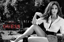 Jennifer Lopez Fronts Guess Jeans Spring 2018 Campaign