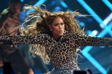 Your Jaw Will Drop When You See Jennifer Lopez's Outfits At The pre-Super Bowl Show