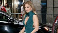 Jennifer Lopez's Wedding-Guest Dress Is So Beautiful