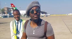 Jim Iyke Makes His First Runway Debut At Lagos Fashion Week