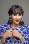 Juliet Ibrahim Wishes Everyone Merry Christmas In A Jaw-Dropping Makeup Look