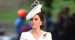 Kate Middleton Re-wore Her White Coat Dress And You Won't Even Notice