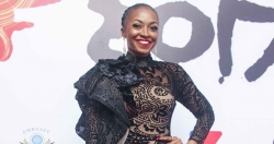 Kate Henshaw's Red Carpet Dress Is So Beautiful That It Deserves Your Attention