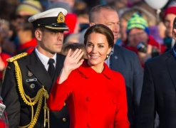 Here's The Cost Analysis Of Every Outfit Kate Middleton Wore During Her Royal Tour Of Canada