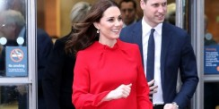 Kate Middleton Is Schooling Everyone How To Wear Red This Season