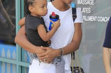Kelly Rowland's Mother-Son Cornrow Hairstyle Will Be Most Beautiful Thing You'll See Today