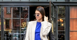Kendall Jenner Just Wore A Blazer In The Coolest Way