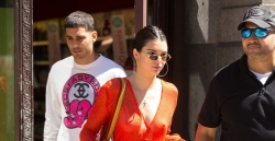 Kendall Jenner's Sheer Top Doesn't Even Need To Be Worn With A Bra
