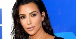 "Kim Kardashian Will Never Make This ""Cheesy"" Eye-Shadow Mistake Again"