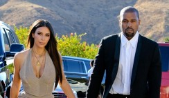 When It Comes To Wedding-Guest Dressing, Leave It To Kim kardashian