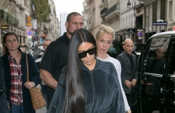 Kim Kardashian Covering Up Her Skin Will Be The Most Shocking Thing You'll See