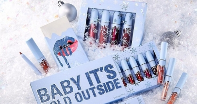 Kylie Jenner Just Unveiled Her Kylie Cosmetics 2018 Holiday Collection