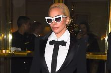 Lady Gaga Shows Off The New Way To Wear Suit