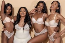 Actress Lilian Afegbai Is Launching Her Own Lingerie Line And You'll Want Everything