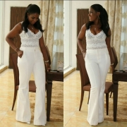 This Is How Linda Ikeji Does Head-To-Toe White Outfit