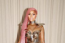 Nicki Minaj Is Wearing The Longest Braided Hair We've Ever Seen
