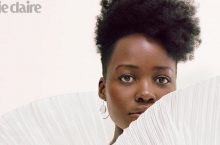 Lupita Nyong'o Is The Cover Star Of Marie Claire With Chic Looks