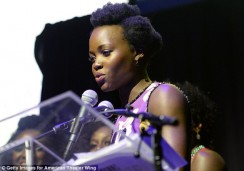 Lupita Nyong'o Stepped Out In Unexpected Hairstyle