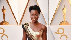 Lupita Nyong'o Took Her Oscars Hairstyle Inspiration From Rwanda