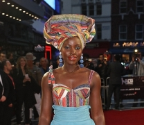You Need To See The Pants Style Lupita Nyong'o Wore To London Premiere Of Queen Of Katwe