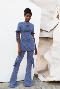Meena's Spring/Summer '16 Is Fun, Structured With Guaranty To Make A Statement