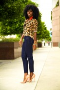 How To Wear Your Leopard Prints