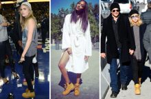 TREND ALERT: Timberland Boots is Making a Come Back