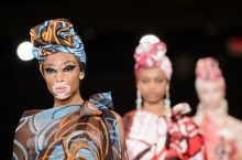 It's Official: Headwraps Goes Mainstream At Marc Jacobs' Fashion Week Show