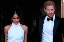 Meghan Markle Second Wedding Dress Was Everything